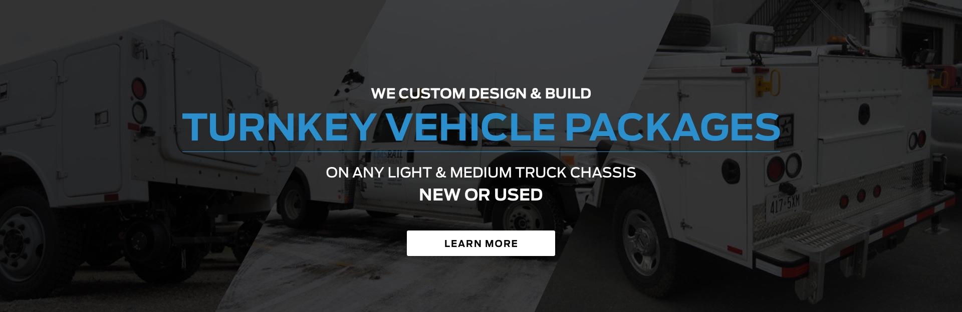 Turnkey Vehicle Package